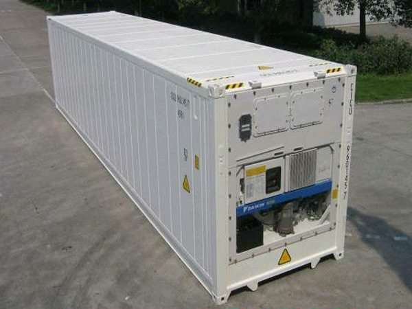 thuê container lạnh