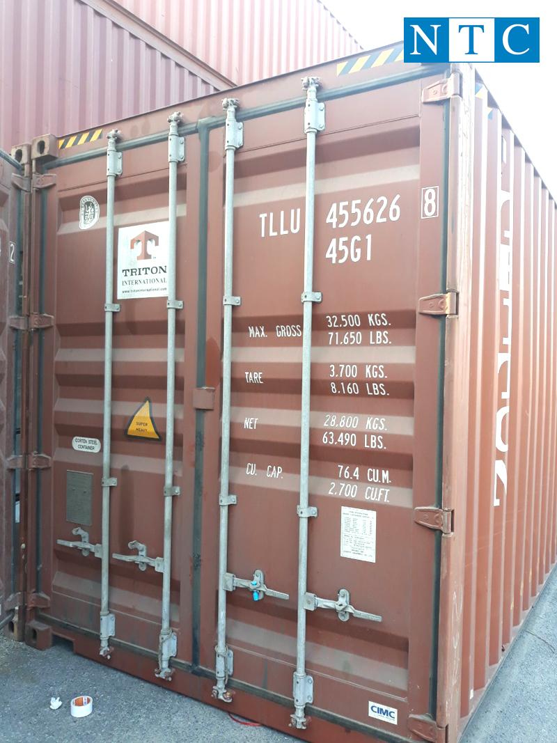 bán và cho thuê container khô uy tín tại Quảng Ninh – Hotline: 0964673051