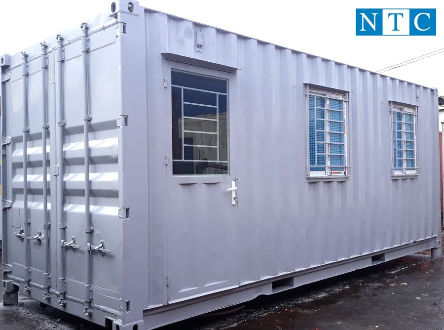 Container Phía Bắc bán và cho thuê container văn phòng tại Hà Nội. Hotline:0899255517