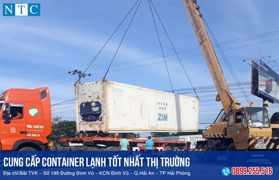 Container phía Bắc cho thuê container tại Bình Dương