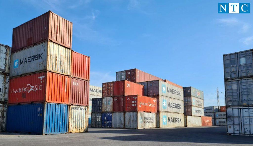 NTC Container chuyên mua container cũ giá rẻ tại Hà Nội. Hotline: 0899.255.517