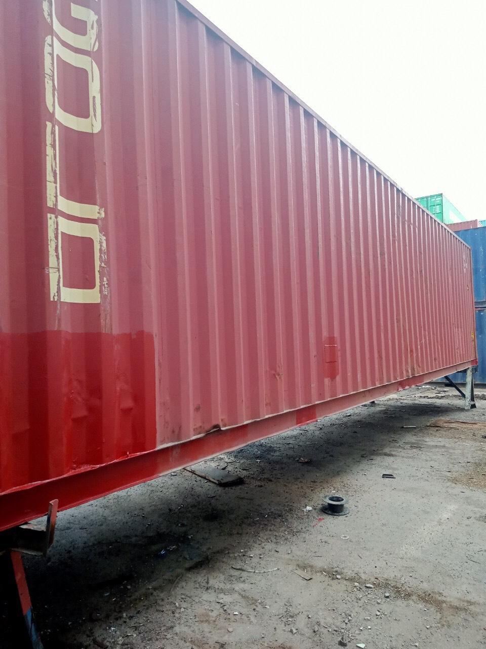 Bán container kho tại Vĩnh Long